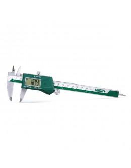 Digitální posuvné měřítko 200 mm  s posuvovým kolečkem