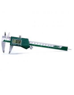 Digitální posuvné měřítko 150 mm, kulatý hloubkoměr