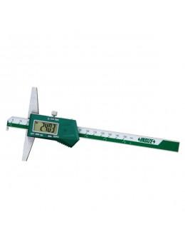 Digitální hloubkoměr s nosem INSIZE 150 mm