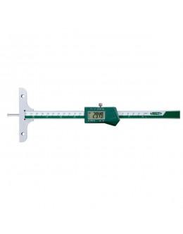 Digitální hloubkoměr s vyměnnými doteky 0- 200 mm