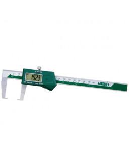 Digitální posuvné měřítko na měření vnějších drážek 0-150mm