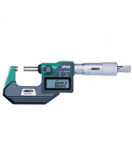 Digitální mikrometr vnější bez datového výstupu IP 65, 0- 25/0,001mm,
