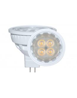 LED Bodová žárovka, 5W, MR16, Bílá