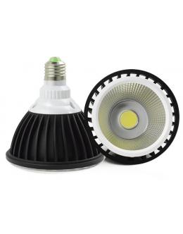 LED Žárovka, 15W, E27, PAR38, Bílá