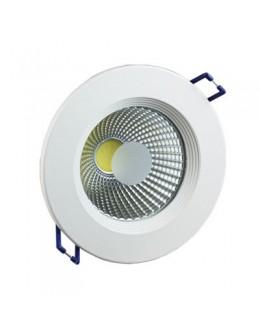 LED Podhledové svítidlo, 10W, Bílá